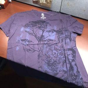 Purple Decree T- Shirt